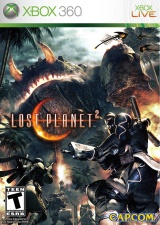 xbox games lost planet