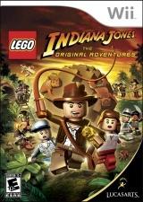 Nintendo Wii games lego indiana jones