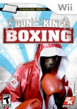 Nintendo Wii games boxing