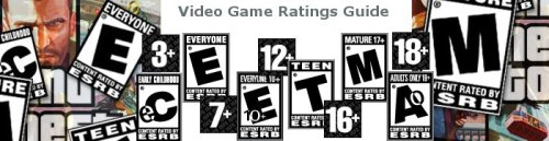 Video Game Ratings