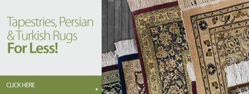 Collectable Carpets, Rugs & Textiles for Sale