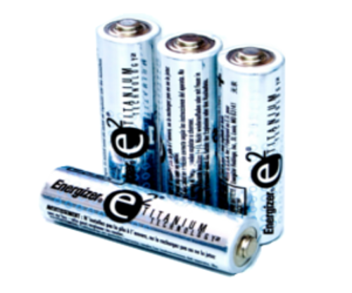 AA batteries for digital cameras