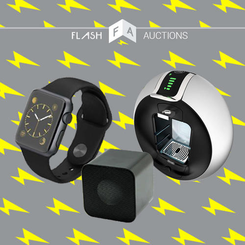 flash auctions