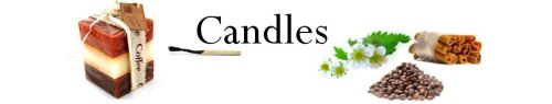 Candles and Candle Making Banner