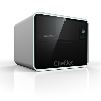 The Chef Jet Pro 3D Food Printer