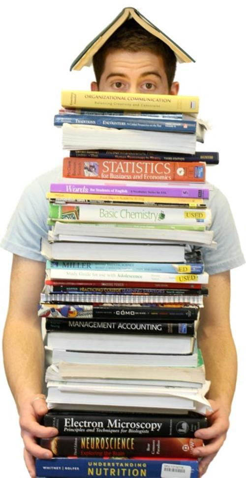 Sell Your Second-hand Text Books On bidorbuy
