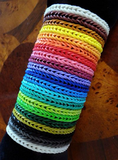 Loom Bands. The Craze That Has Taken Over The World