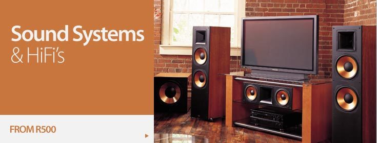 Buy Home Audio equipment online