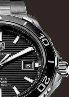 Tag Heuer Aquaracer watch available on bidorbuy