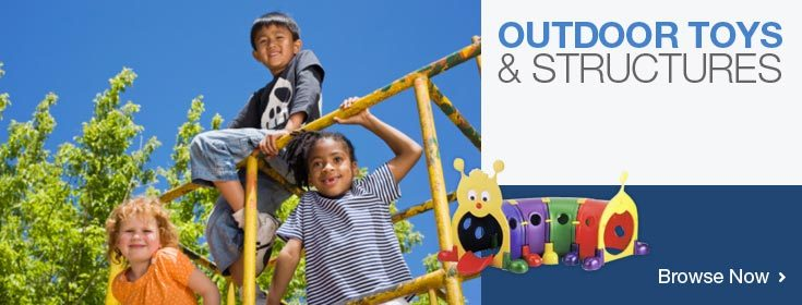 Outdoor Toys & Structures