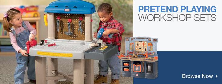 Pretend Play Workshops