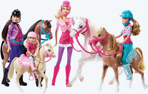 Everything Barbie for Sale