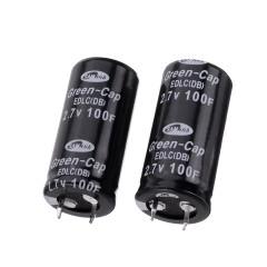 1pcs Ultracapacitor 2.85v850f Capacitor Auto Rectifier Capacitor Super Farad Cap