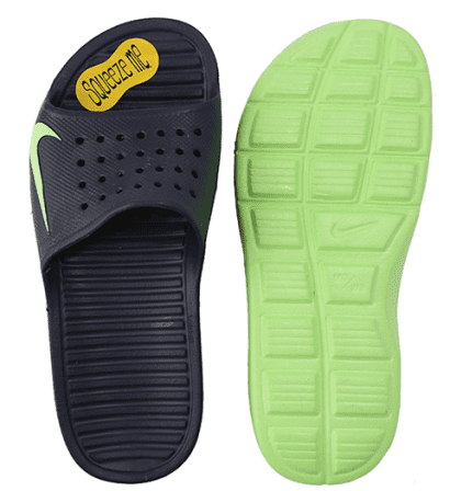 Sandals - Nike Solarsoft 386163-406 was