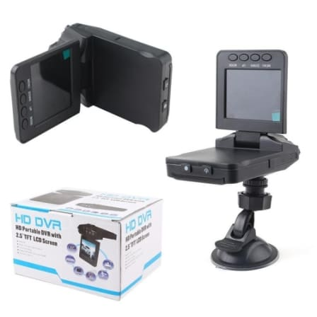 "Dash Cameras - NEW HD Portable DVR 2.5"" TFT LCD Screen Car Dashboard Video Recorder for sale in Johannesburg (ID:484701540)"