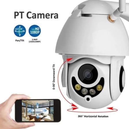 Wifi Outdoor IP PTZ Surveillance Camera