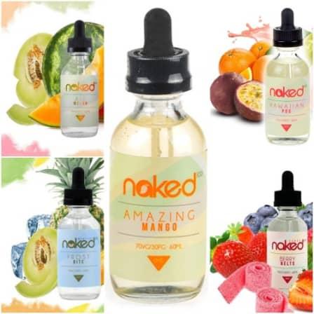 Naked 100 Candy Vape Juice (60mL) - Blazed Vapes