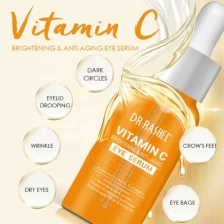Vitamin C Anti-aging Collagen Eye Serum