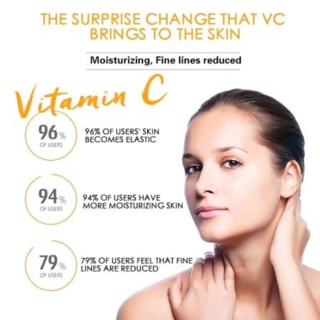 Vitamin C Brightening and Anti-Aging Face Serum