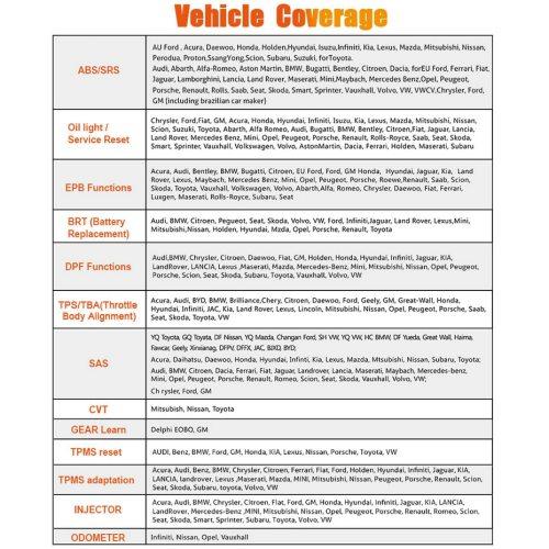 Scanners - Foxwell NT650 OBD2 Car Diagnostic Tool ABS Airbag SAS EPB