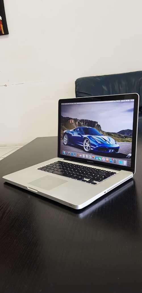 MacBook Pro 15-inch 2012 Core i7 512 SSD 16Gig Ram