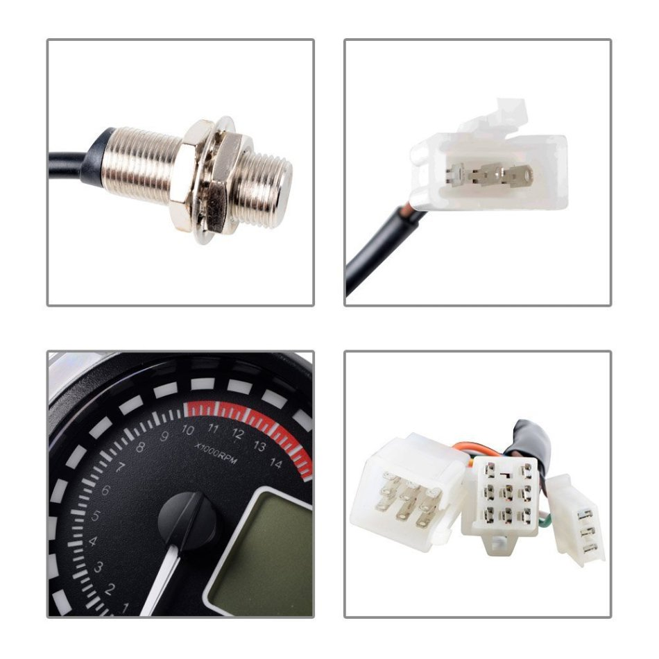 Instrument Clusters  U0026 Cables