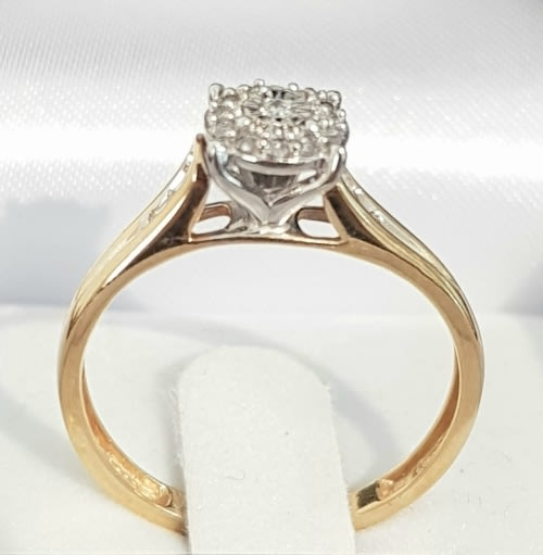 Diamond Rings For Sale Durban: Engagement Rings - **HALO COLLECTION