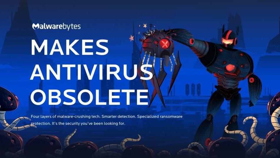 Antivirus & Security - Malwarebytes 2021 Premium License ...