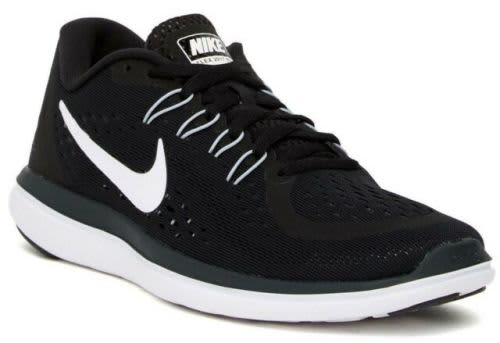 Justicia Terminal principal  Sneakers - Original Women's Nike Flex 2017 RN Running Black /White/  Anthracite 898476 001 Size UK 5 (SA 5) was sold for R450.00 on 24 Jul at  21:31 by simindia in Johannesburg (ID:426792416)