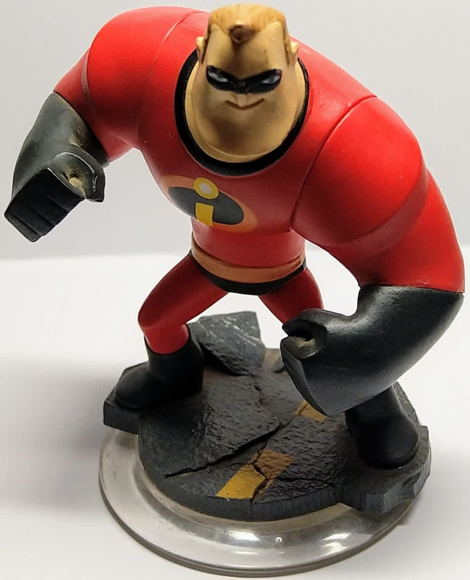Other Accessories - DISNEY INFINITY S1 - MR. INCREDIBLE ...