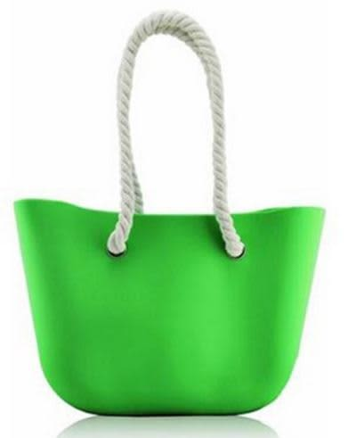 Beach Bag Rubber Silicone Funky