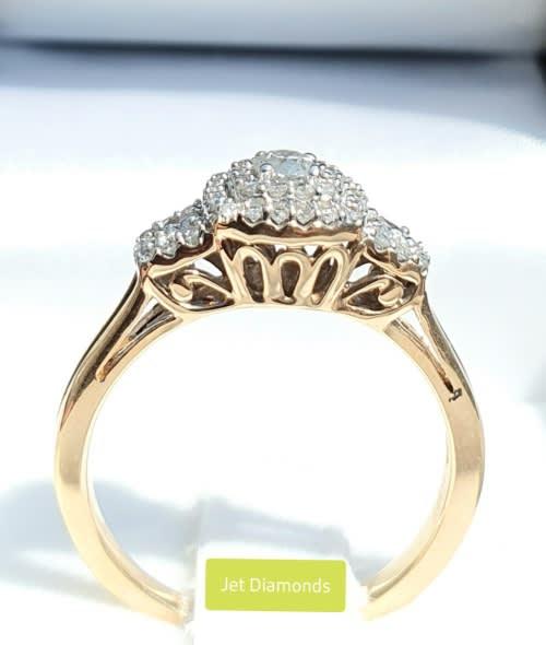 Diamond Rings For Sale Durban: Engagement Rings - **TRILOGY DESIGN