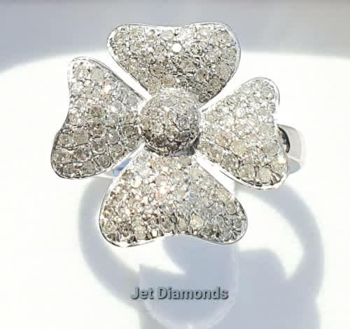 Diamond Rings For Sale Durban: Engagement Rings - **DESIGNER FLOWER