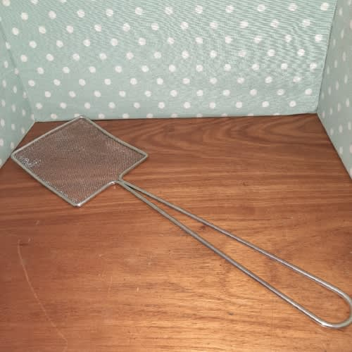 Other Cooking Utensils Large Netted Frying Spoon
