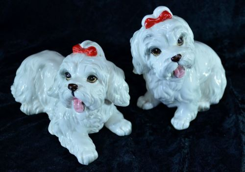 CUTE DOGGIES BY ROYAL WORCESTER - from SUEZYT