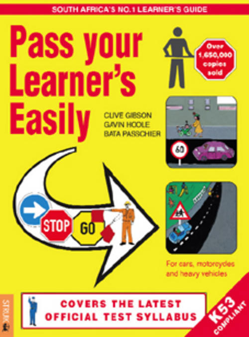 Latest K53 Learners Book
