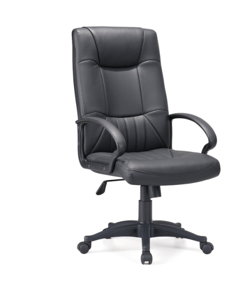 HF251 Highbacl Leather Chair Was Listed For