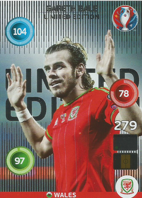 e48b3d98e EURO 2016 by PANINI - GARETH BALE
