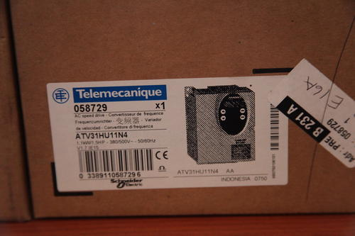 Industrial Automation & Control - Telemacanique / Schneider Speed