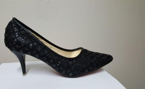 Heels Clearance Sale Sgco Ladies Short Heels Red Sole