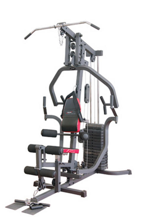 Home gyms trojan power stack gym was sold for