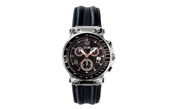 men 39 s watches official bmw chronograph watch by tourneau. Black Bedroom Furniture Sets. Home Design Ideas