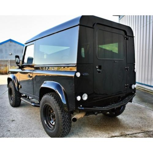 Land Rover Defender 90 Specs Photos: LAND ROVER DEFENDER 90-PANORAMIC TINTED