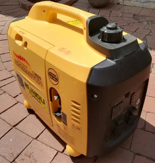 Home Generators - Kipor Sinemaster IG 2600 2 3 kVA Digital Generator