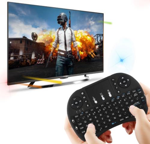MXQ-4K Android 5 1 Smart TV Box And Wireless Mini Keyboard
