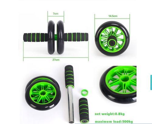 Image result for super mute double abdomen in wheel