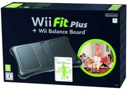 wii fit promotion