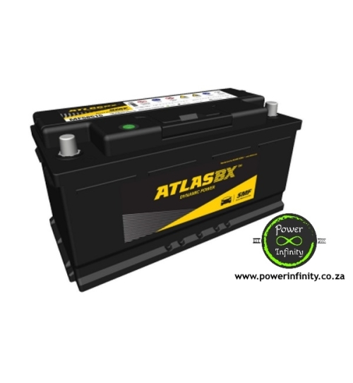 Other Parts Accessories Atlasbx Car Battery 658 Smf Brand New