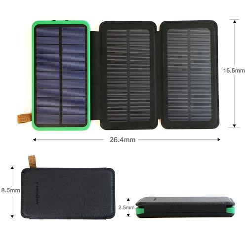 Portable Solar Power Bank Xdragon 10000mah