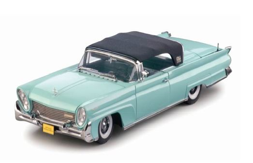 Models Sun Star 1 18 1958 Lincoln Continental Mark Iii